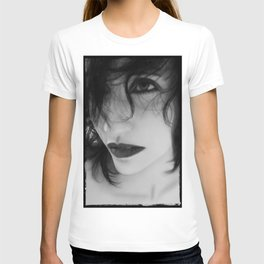 The Realm In-between - Self Portrait T-shirt