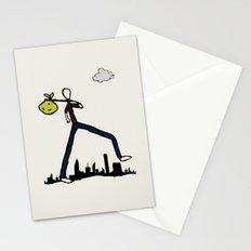 Run-Away Stationery Cards