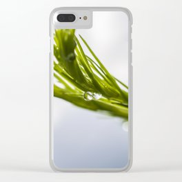 Drop Clear iPhone Case