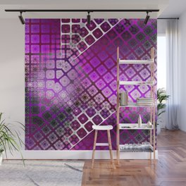 Place 2B Pattern (Berry Much) Wall Mural