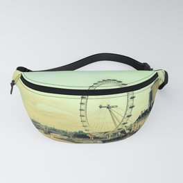 Impressions of London Fanny Pack