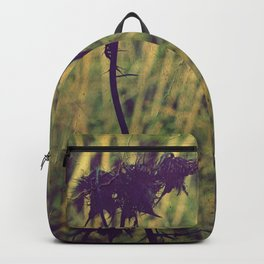 The dark side of the nature Backpack