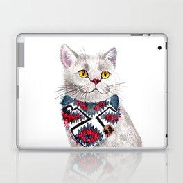 Goji the British Shorthair Laptop & iPad Skin