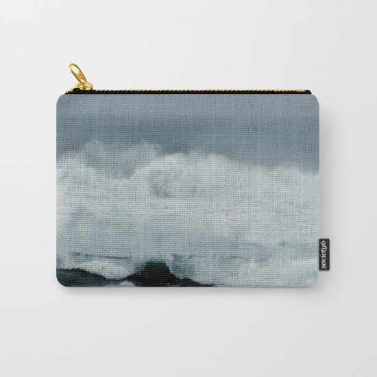 MOODY OCEAN Carry-All Pouch