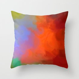 Recalled By Messages Throw Pillow