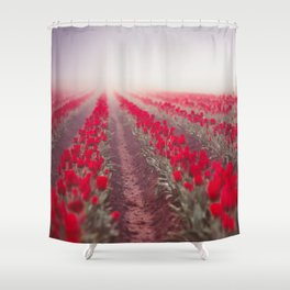 Tulip Perspective Shower Curtain