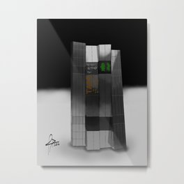 TARS Metal Print