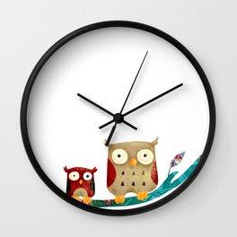 Os mouchos Wall Clock