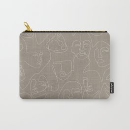 Skin Lace Carry-All Pouch