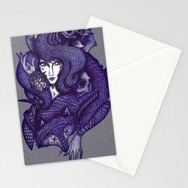 vixen Stationery Cards