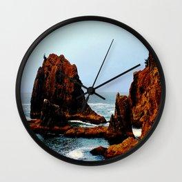 Magical Thunder Rock Cove Wall Clock