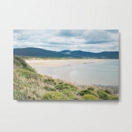Westhead Beach Metal Print