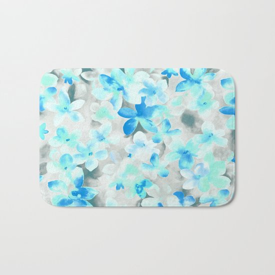 Floral 03 Bath Mat