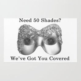 Get your 50 Shades fix Rug
