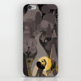 The Light Will Guides You Home iPhone Skin