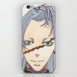 Undertaker iPhone Skin