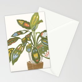 Scandinavian Plant Stationery Cards