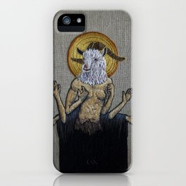 Strange Ritual iPhone Case