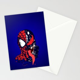 The Other Side Spider Man Stationery Cards