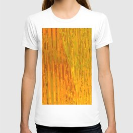 Golden curtain T-shirt
