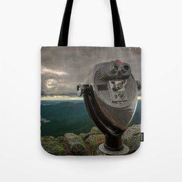 Lake Placid Vista Tote Bag
