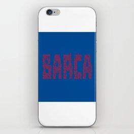 Barcelona 2018 - 2019 iPhone Skin