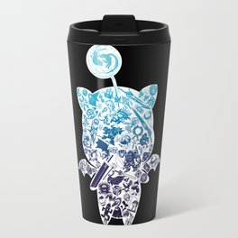 Moogleverse (blue) Travel Mug