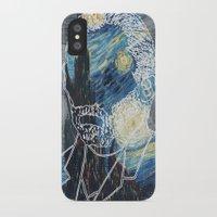 van gogh iPhone & iPod Cases featuring Van Gogh by NotNorrah