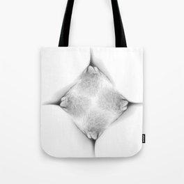 Abstract Vagina 1 Tote Bag