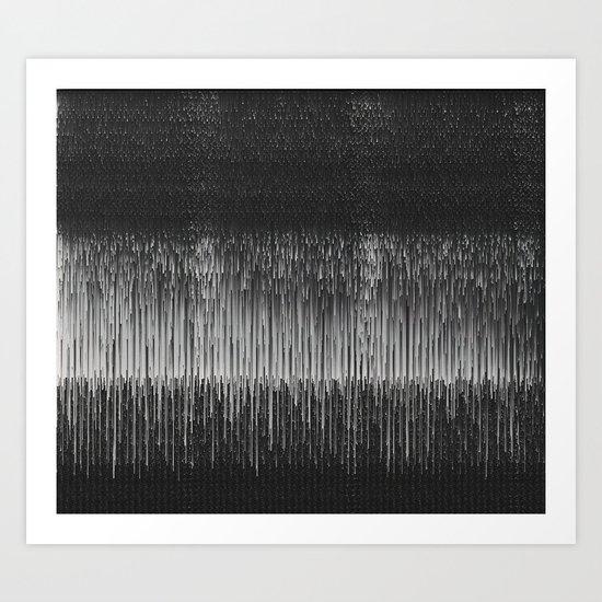 Martyr's Gravity Art Print