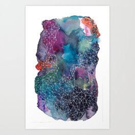 Pacific Art Print