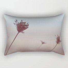 winter warming III Rectangular Pillow