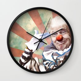 These Hands Wall Clock