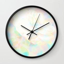 Spring Upon Us Wall Clock