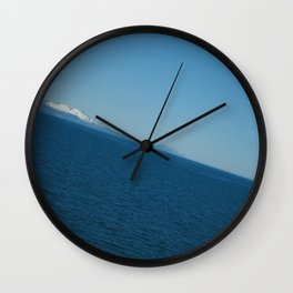 SEASICK Wall Clock