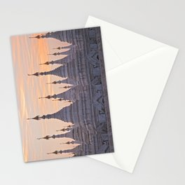 Sandamani Pagoda, Mandalay, Myanmar Stationery Cards