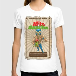 Mito & Sancho, sensacionales de la lucha libre T-shirt