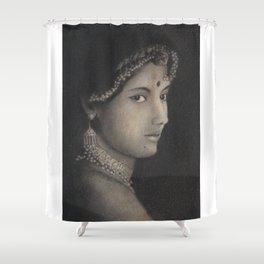 Dream Girl Shower Curtain
