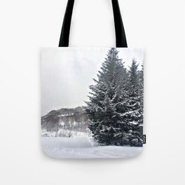 Winter in Narnia #1 Tote Bag