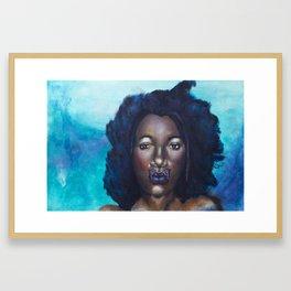 Breathe Beauty Framed Art Print