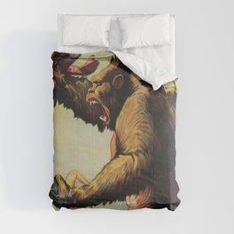 King Kong 1933 Comforters