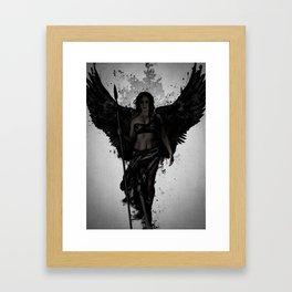 Dark Valkyrja Framed Art Print