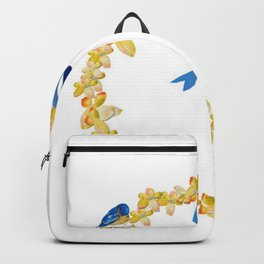 Bluebirds and Blossoms Backpack
