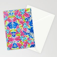 Kissing in Kona Stationery Cards