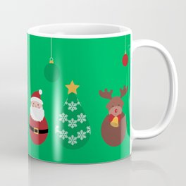 Christmas Friends Coffee Mug