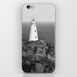 Cape Spear Lighthouse No.4 iPhone Skin