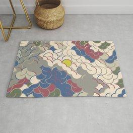 Abstract Geometric Artwork 82 Rug