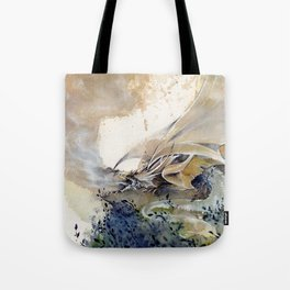Forgotten Dream Tote Bag