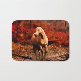 Horse Colour Bath Mat