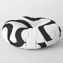 Retro Gracs N2 Floor Pillow